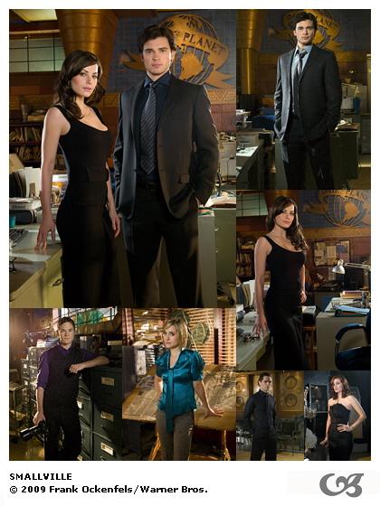 Smallville season 8 episode 5 cast : Giraftar hindi movie