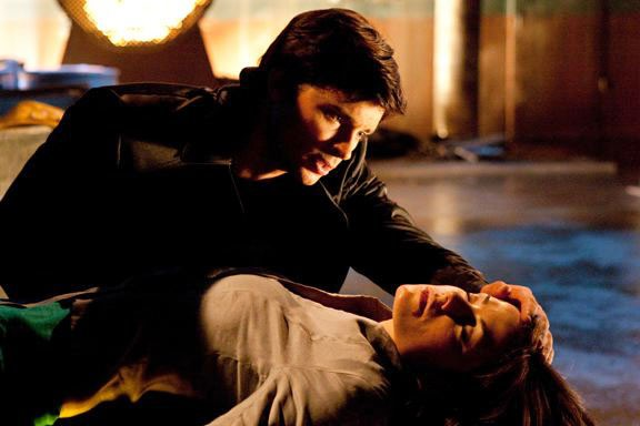 NEW Photo from Season 9 of Smallville