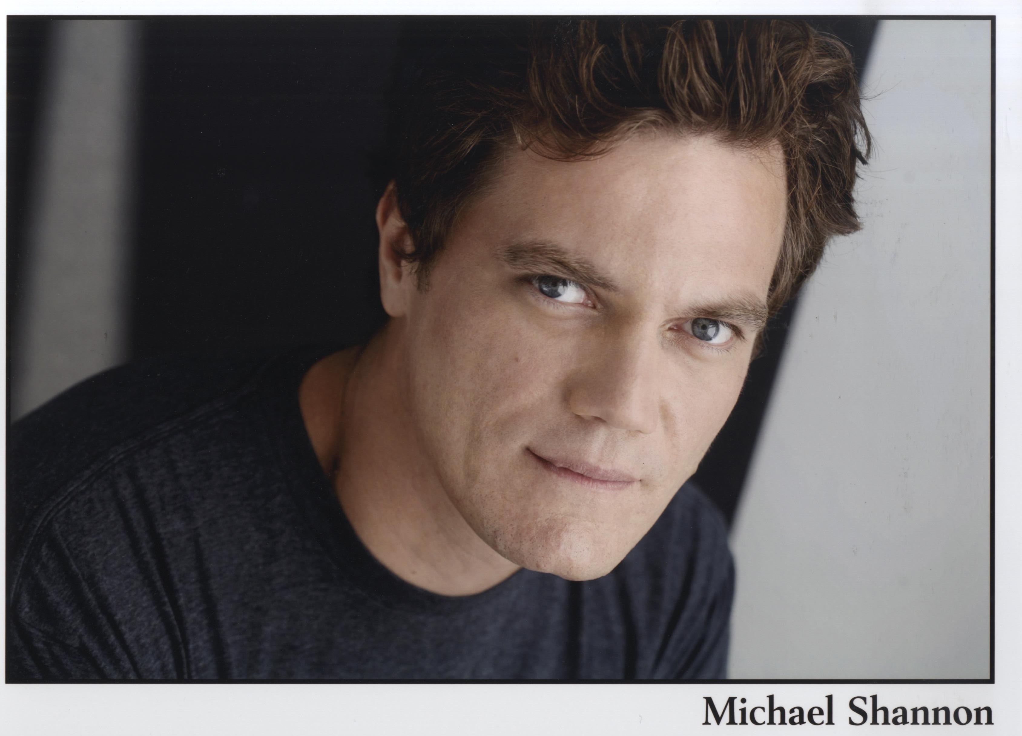 Michael Shannon to Star as